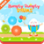 Humpty Dumpty Baby Drums - Kids Drum Set Game