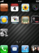 iPhone VGA Theme for WisBar Advance Desktop