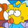 Maggie Simpson Jigsaw Puzzle