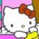 Hello Kitty 4 Jigsaw Puzzle
