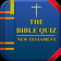 Bible Quiz- New testament