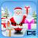 Tic Tac Toe With Santa