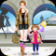 Charming Mum and Baby Dressup
