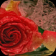 Shiny Red Rose LWP