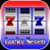 Lucky Seven Slot Machine