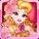 Star Girl Valentine Hearts