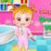 Baby Hazel Brushing Time Game