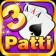 Teen Patti♠Gold Flush Poker