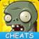 Plants vs Zombies cheats
