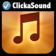 ClickaSound free music download