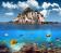 Islands ocean world