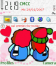 Loving couple-Valentine day,theme ui for nokia s60 3rd phones