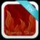 Flames Skin For Keyboard