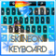 Ski Neon Keyboard