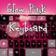 Glow Pink Keyboard