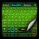 Neon Green Keyboard