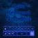 Color Keyboard Neon Blue