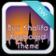 Burj Khalifa Keyboard Theme