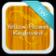 Yellow Flower Keyboard