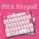 Keypad Skin Color Pink