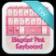 Elegant Pink Keyboard