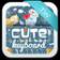 Cute Keyboard Tablet