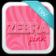 Keyboard Zebra Pink