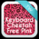 Keyboard Cheetah Free Pink