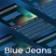 Blue Jeans Keyboard