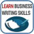 Learn Business Writing Skills