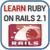 Learn Ruby on Rails 2