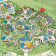 Legoland California Live Map