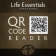 Life Essentials QR Code Reader