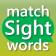 Match Sight Words FREE