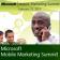 Microsoft Mobile Marketing Summit 2011