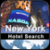 New York Hotels Search
