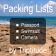 Packing Lists by Triptitude