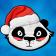 Pandas vs Ninjas Christmas