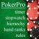 PokerPro Timer & Rules