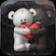 Teddy Loves You Live Wallpaper