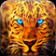 Leopard with Blue Eyes LWP