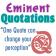Eminent Quotations