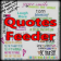 Quotes Feeder