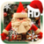 Santa Claus Christmas Live Wallpaper HD