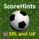 ScoreHints EPL
