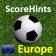 ScoreHints Europe