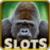 Slot Machine : Wild Gorilla