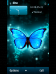 Sparkling Butterfly Theme