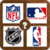 Sport Logo Quizz NBA MBL NHL NFL MLS
