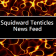 Squidward Tentacles News Feed